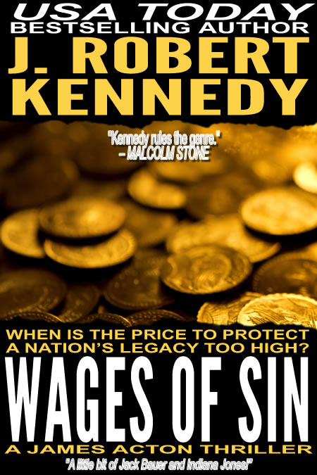 #17Wages of Sin