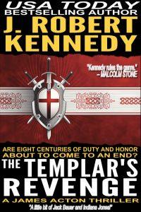 The Templar's Revenge (James Acton Thrillers, #19)