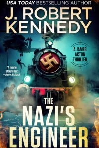The Nazi's Engineer (James Acton Thrillers, #20)