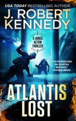 Atlantis Lost (James Acton Thrillers, #21)