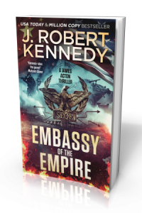 Embassy of the Empire (James Acton Thrillers #28)
