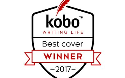 The Nazi's Engineer named Best Cover of 2017 by Kobo!