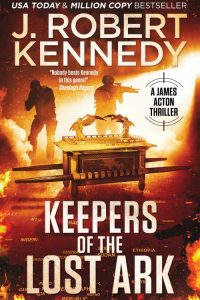 Keepers of the Lost Ark (James Acton Thrillers, #24)