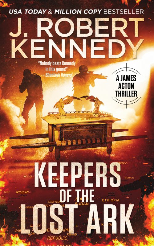 #24Keepers of the Lost Ark