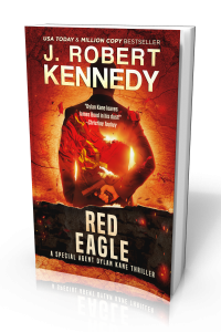 Kane #10: Red Eagle