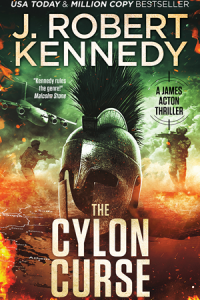 The Cylon Curse (James Acton Thrillers, #22)