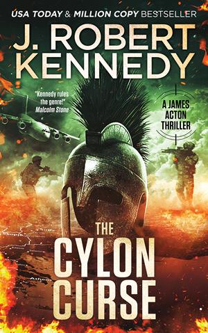 #22The Cylon Curse