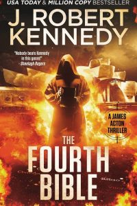 The Fourth Bible (James Acton Thrillers, #27)