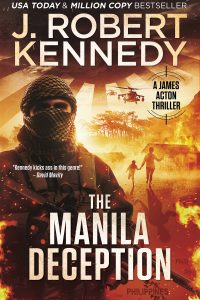 The Manila Deception (James Acton Thrillers, #26)
