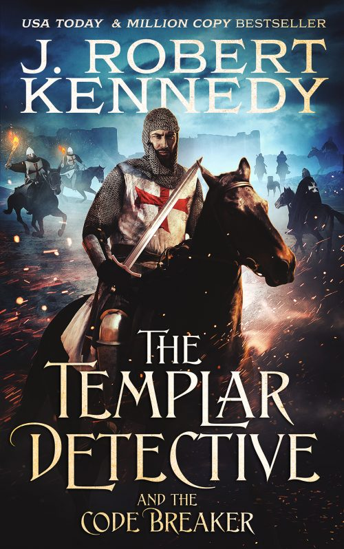 #5The Templar Detective and the Code Breaker