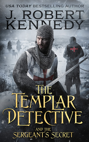 #3The Templar Detective and the Missing Sergeant