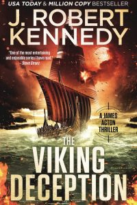 The Viking Deception (James Acton Thrillers, #23)